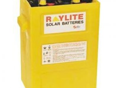 New Products: Raylite Batteries