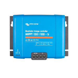 BlueSolar charge controller MPPT 150/100 TR