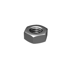 Hexagon nut ISO 4032 - M8 A2-70