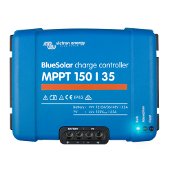 BlueSolar charge controller MPPT 150/35