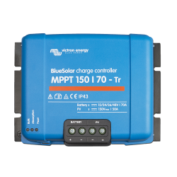 BlueSolar charge controller MPPT 150/70 TR