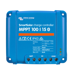 SmartSolar Charge Controller MPPT 100/15