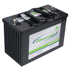 Discover dry cell EV12A-A 140ah