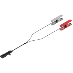 DEFA SmartCharge 12V - Charging cable with crocodile clip