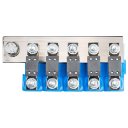 Busbar to connect 5 VIC-MEGA-HOLDER